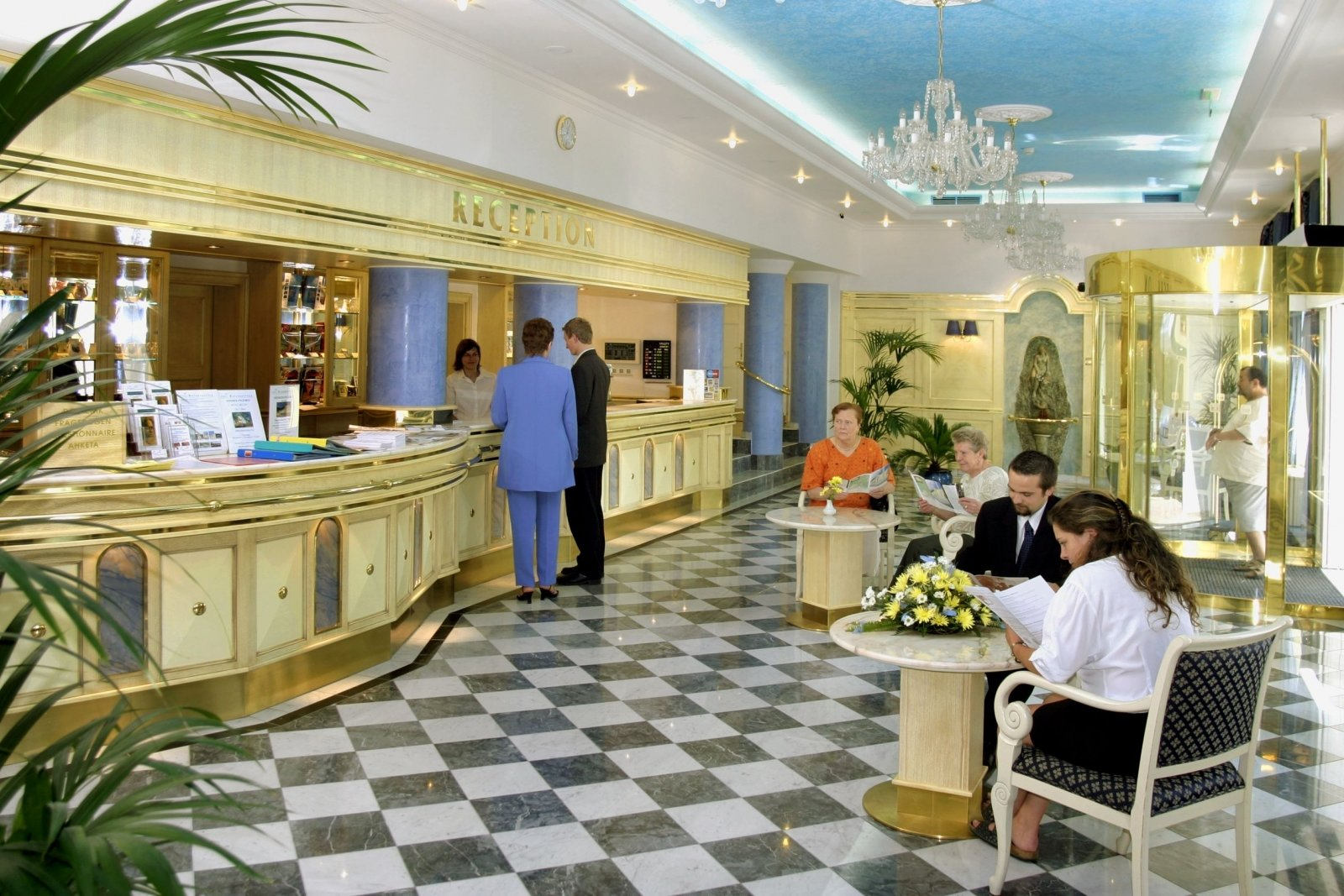 Marienbad Hotel Danubius Health Spa