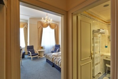 - Danubius Health Spa Resort Grandhotel Pacifik - hotel Marienbad