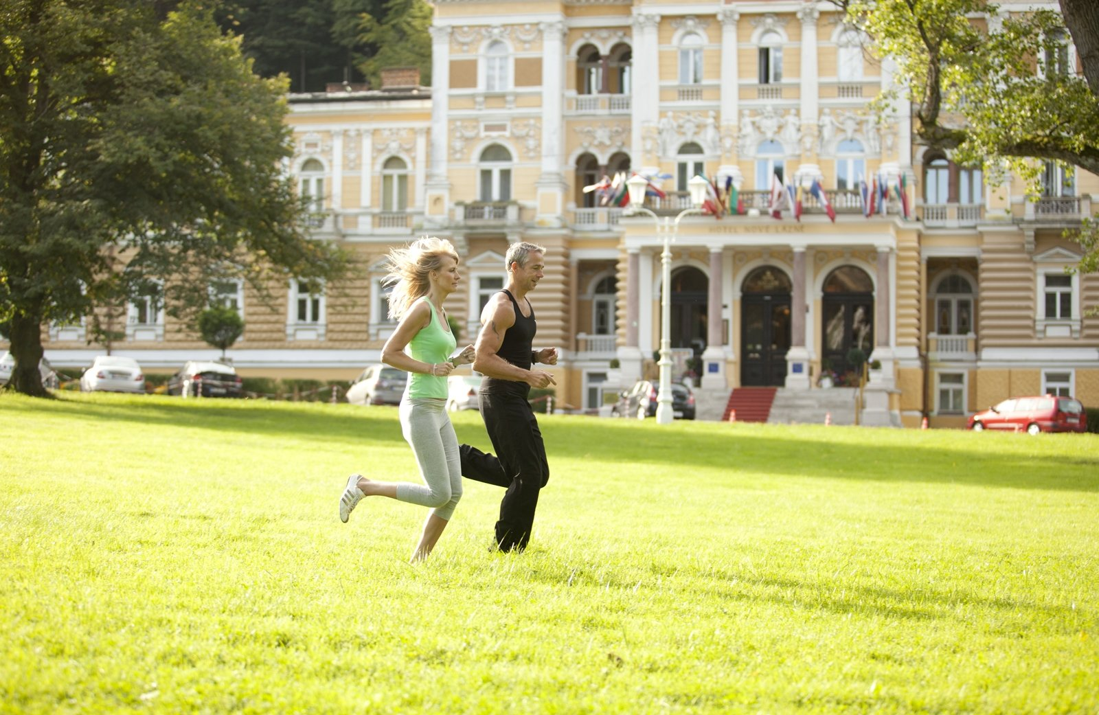 - Danubius+Health+Spa+Resort+Nov%C3%A9+L%C3%A1zn%C4%9B - hotel Marienbad