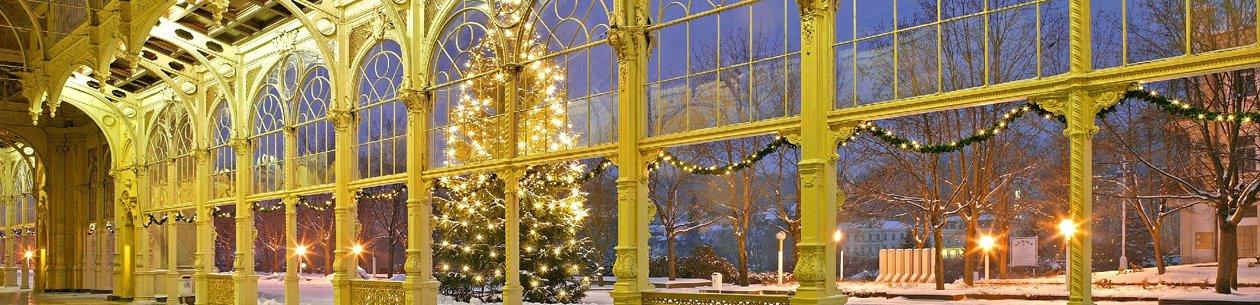 Weihnachten und Silvester in Marienbad