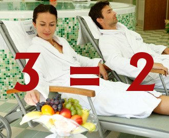 MARIENBAD SEASON PACKAGE 3 = 2 - Danubius Health Spa Resort Butterfly ****