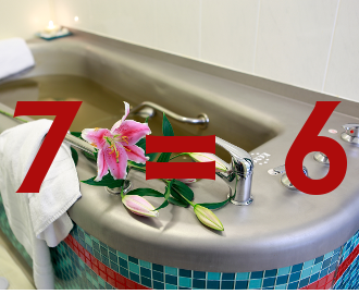 Entspannungskur / 7 = 6 - Danubius Health Spa Resort Butterfly ****